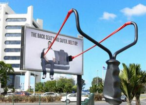 креативные билборды