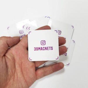 визитка инстаграм